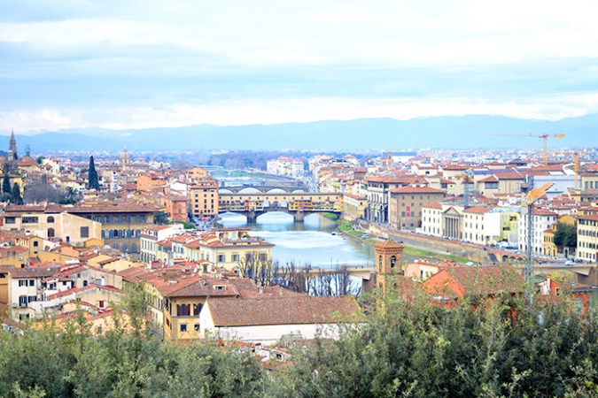 History in High Heel s  Ultimate  Florence Map Guide Ok  I finally did it  I created one comprehensive map of Florence with all  of my favorite coffee stops  restaurants  must see museums  and even good  photo