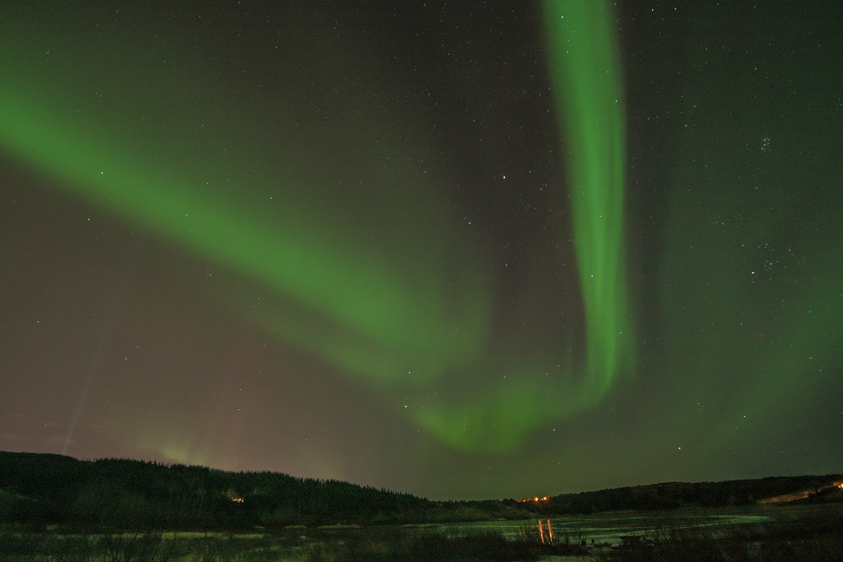 Best Time And Place See Northern Lights