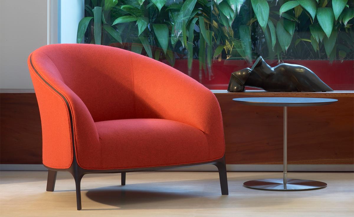 Catherine Lounge Chair Hivemodern Com