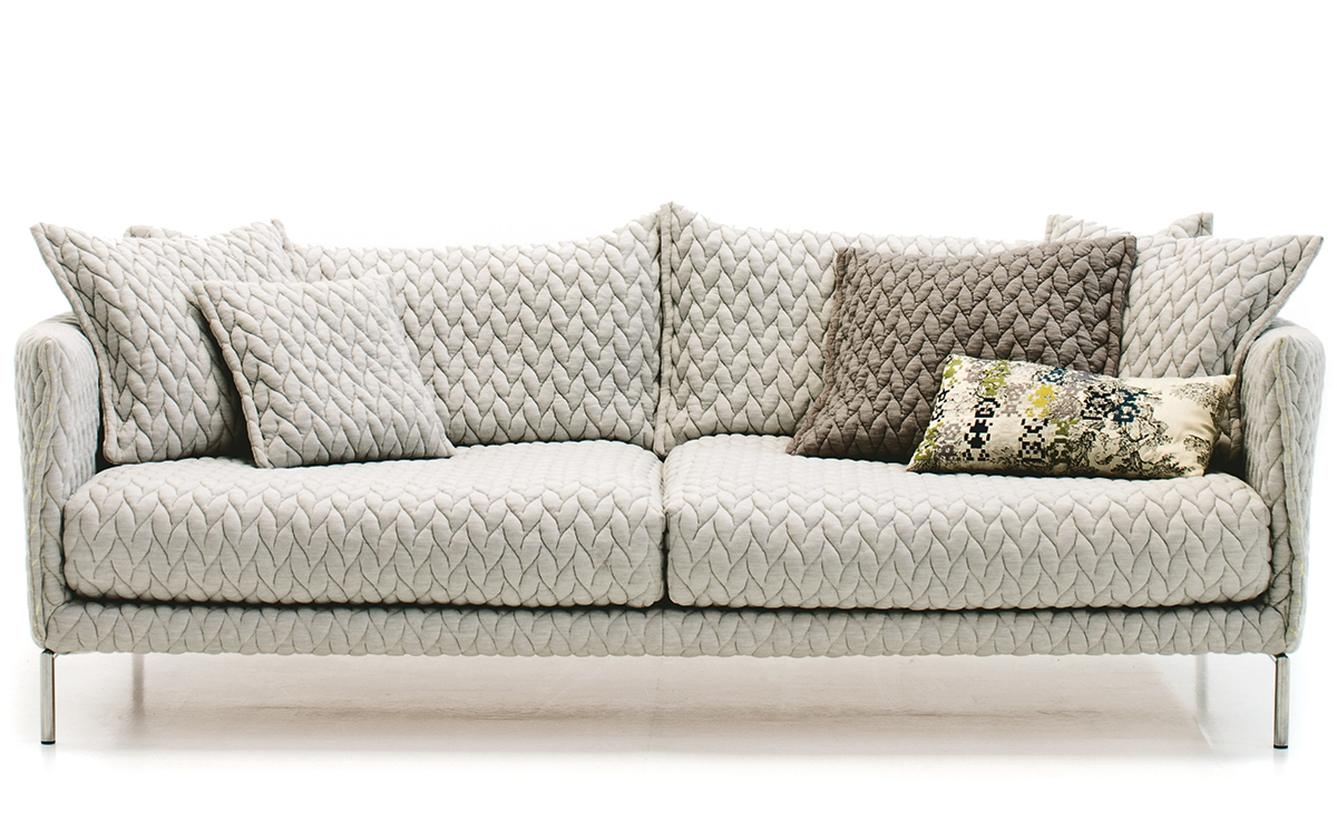 Gentry 90 Two Seater Sofa   hivemodern com Gentry 90 Two Seater Sofa