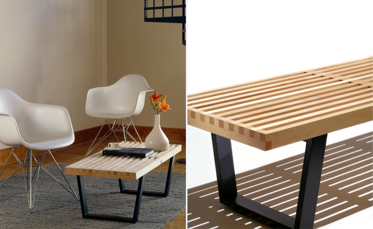 Low Seating Coffee Tables