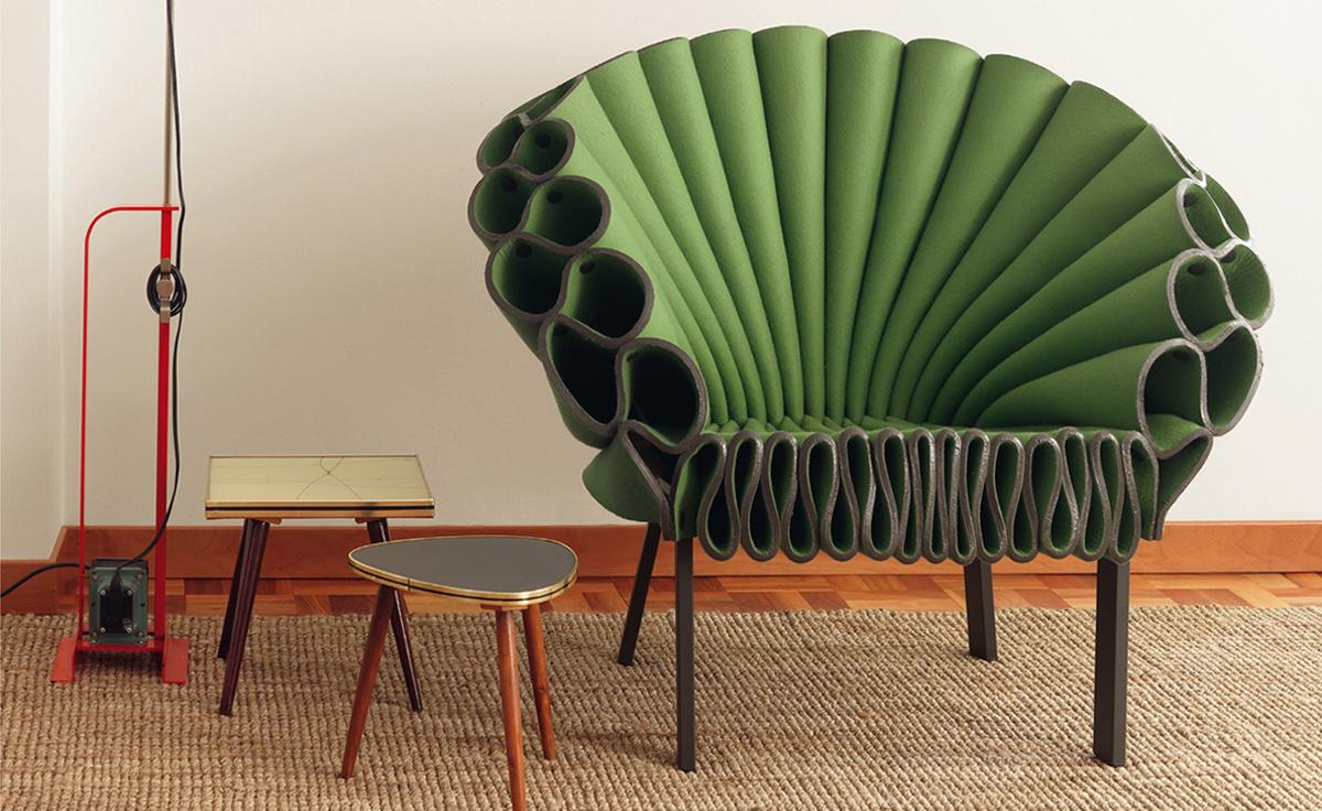 Peacock Chair Hivemodern Com
