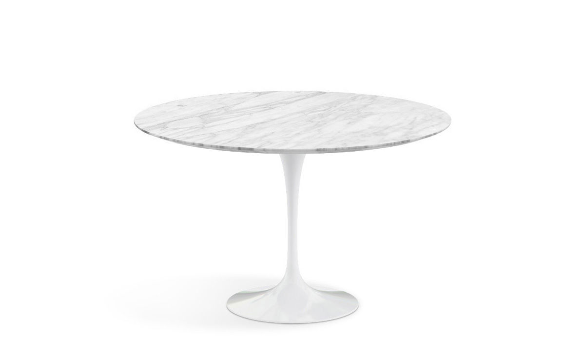 Dining Table Marble Top
