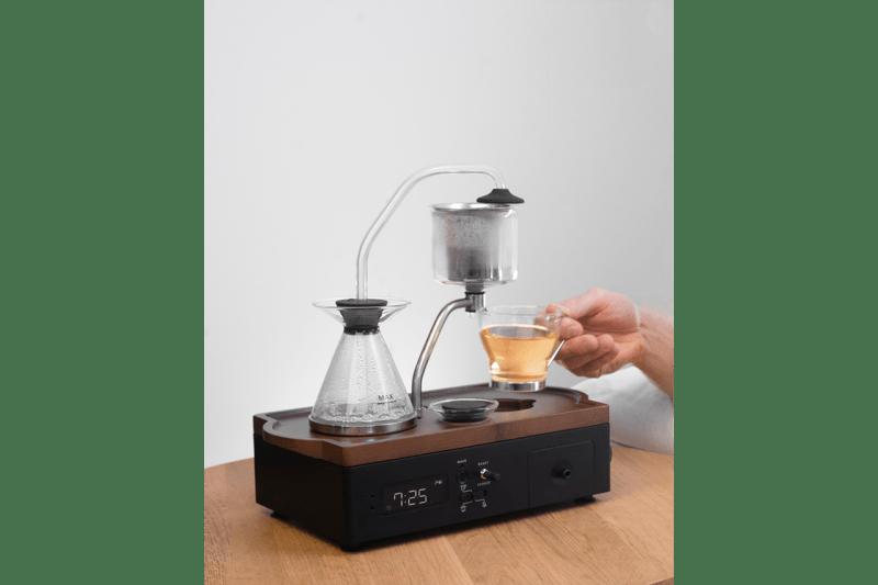 Joy Resolve 推出結合「咖啡機」與「泡茶機」之多功能床頭鬧鐘