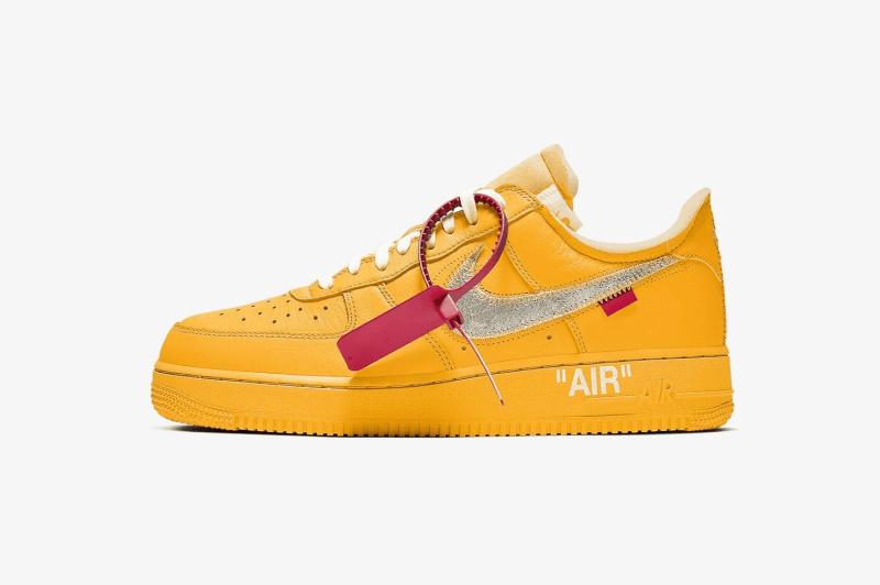 Off-White™ x Nike Air Force 1 聯乘鞋款或將於明年迎來全新配色