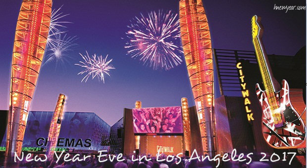 New Years Eve in Los Angeles 2017 Parties  Events New Year Eve in Los Angeles 2017
