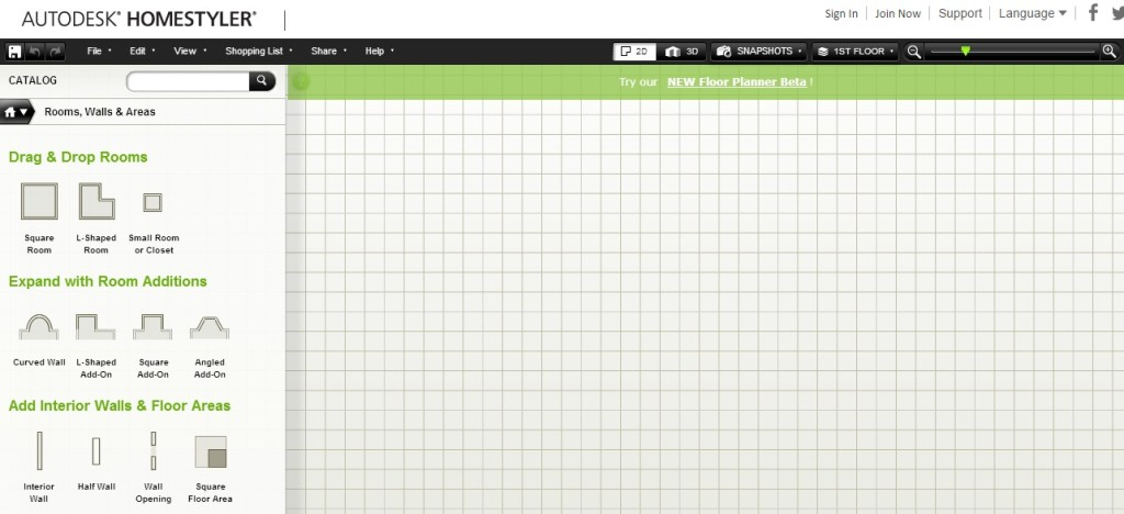 Free Online Kitchen Layout Tool