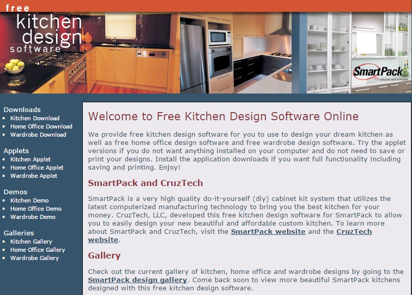 Design My Own Kitchen Online Free