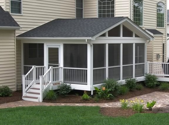 Screened Porch Cost