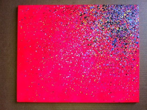 80 Easy Canvas Painting Ideas