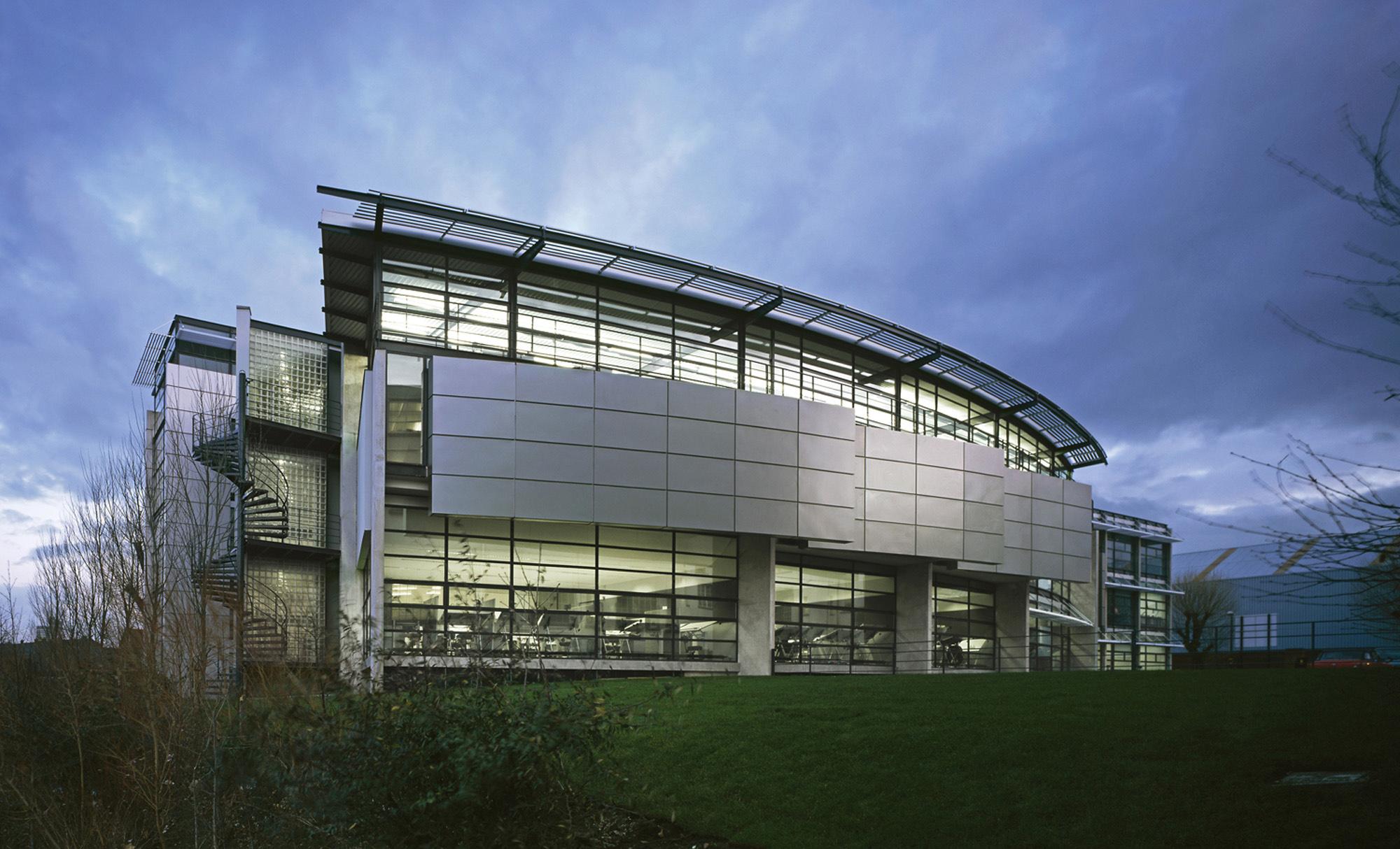 Centenary Building Salford Hodder Partners