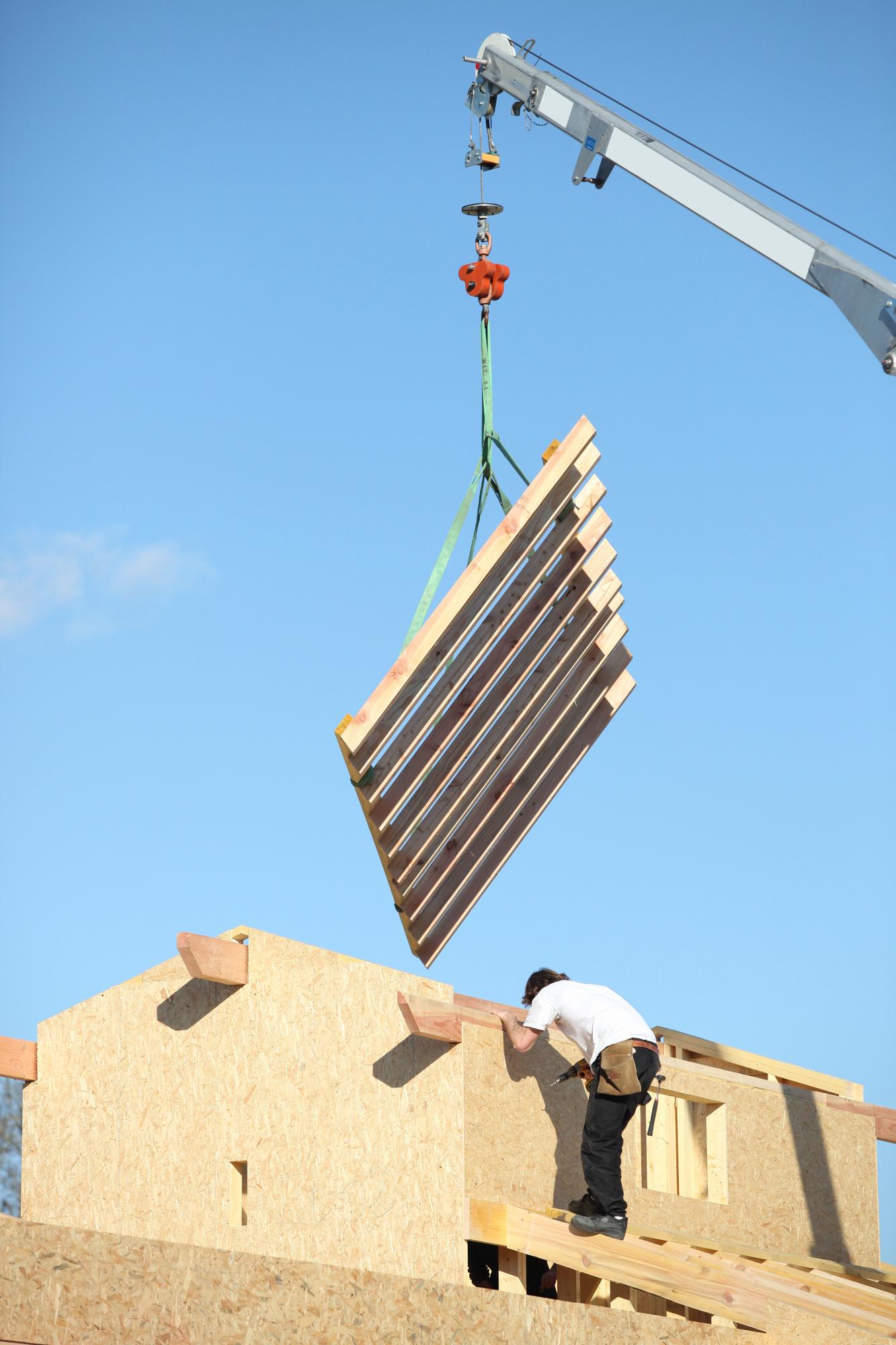 Overhead Crane Load Dropped