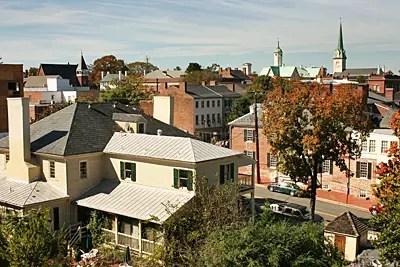 Fredericksburg, Virginia, a Fascinating Historic Town