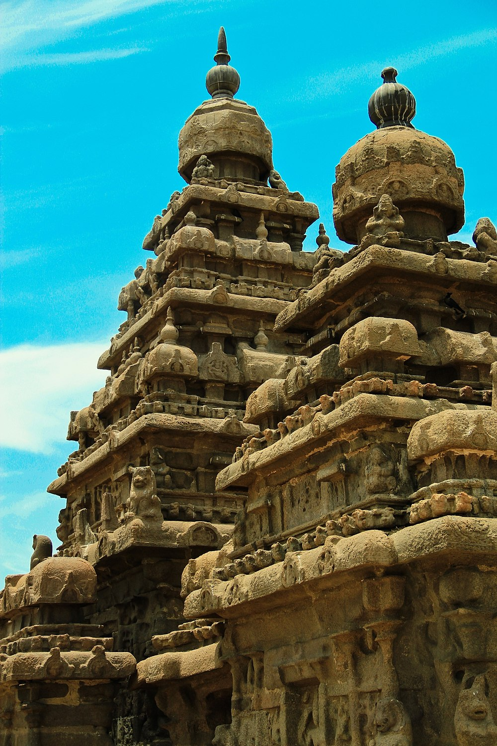 Ancient Hindu Temple