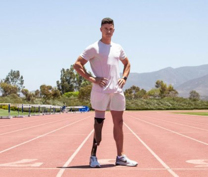Trenten Merrill reveals why he needed to 'practice extra' and 'practice smarter' prior the 2020 Paralympic Video games
