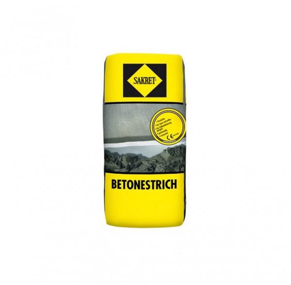 SAKRET Beton - Estrich Profi A&J Holzzentrum Online-Shop