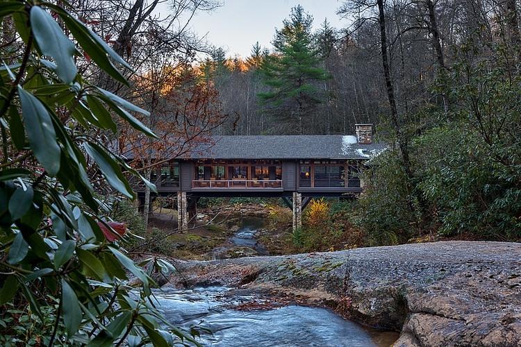 Bridge House By Platt Architecture 171 Homeadore
