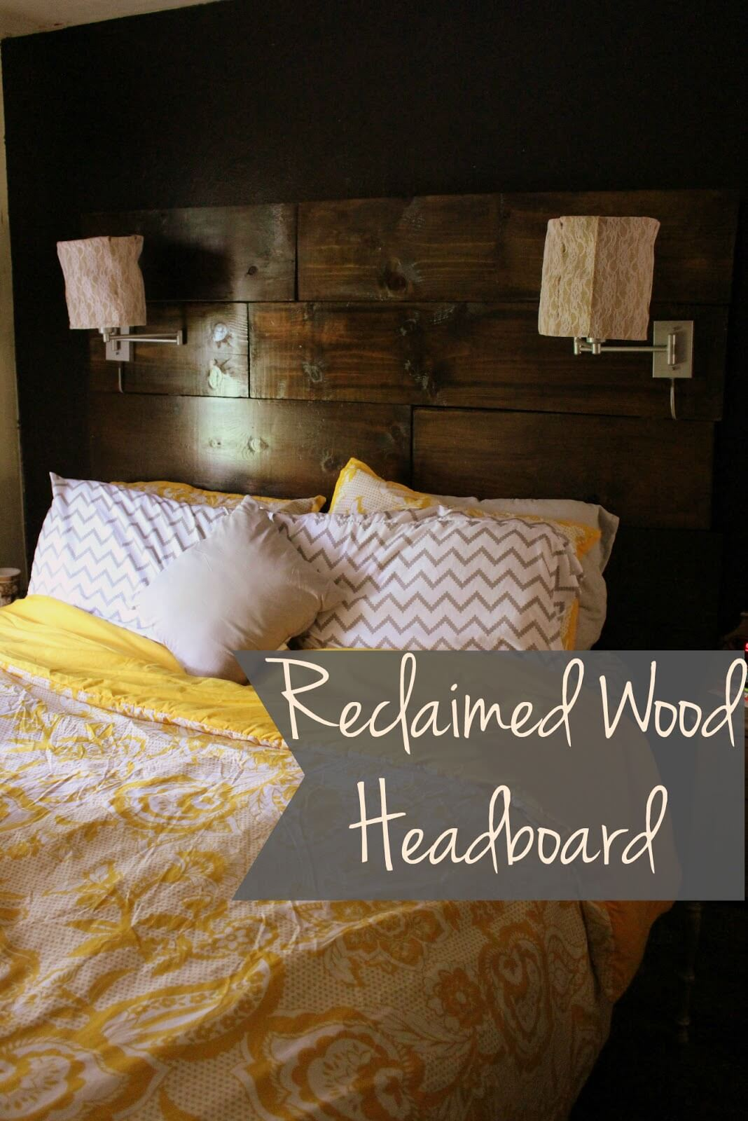 34 Diy Reclaimed Wood Projects Ideas And Designs For 2020