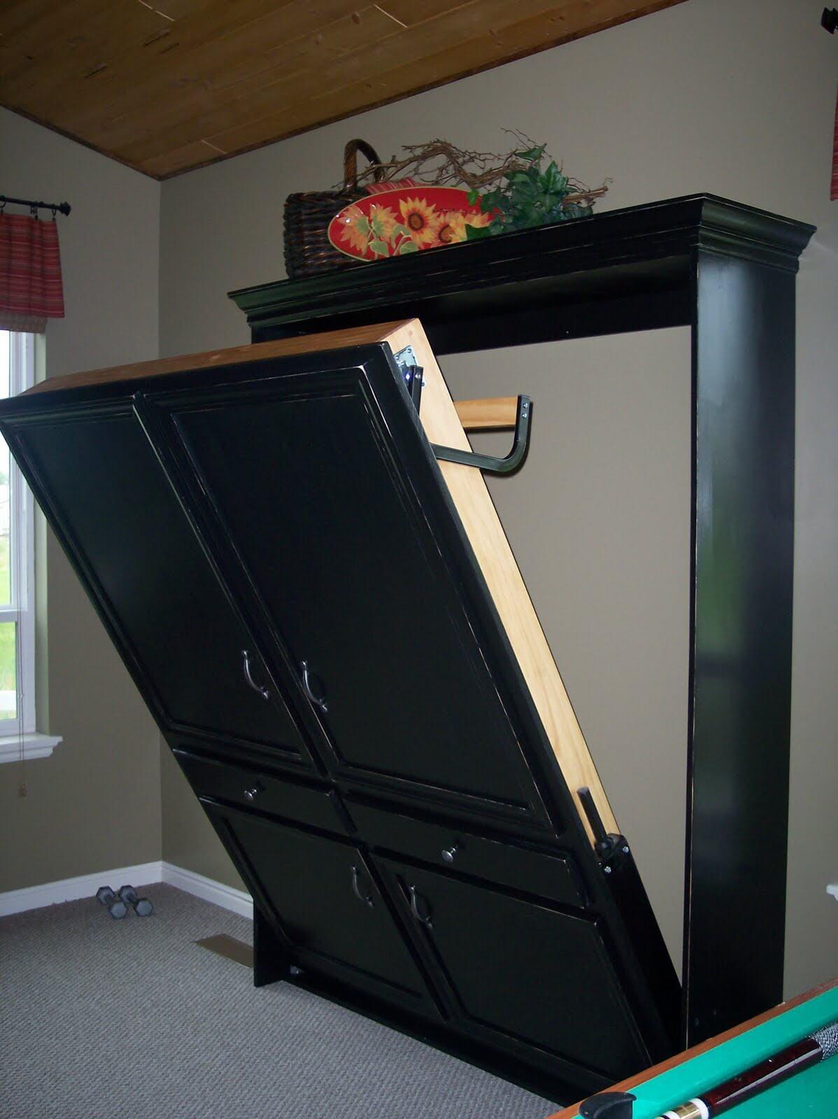 Dresser Light Tall Wood