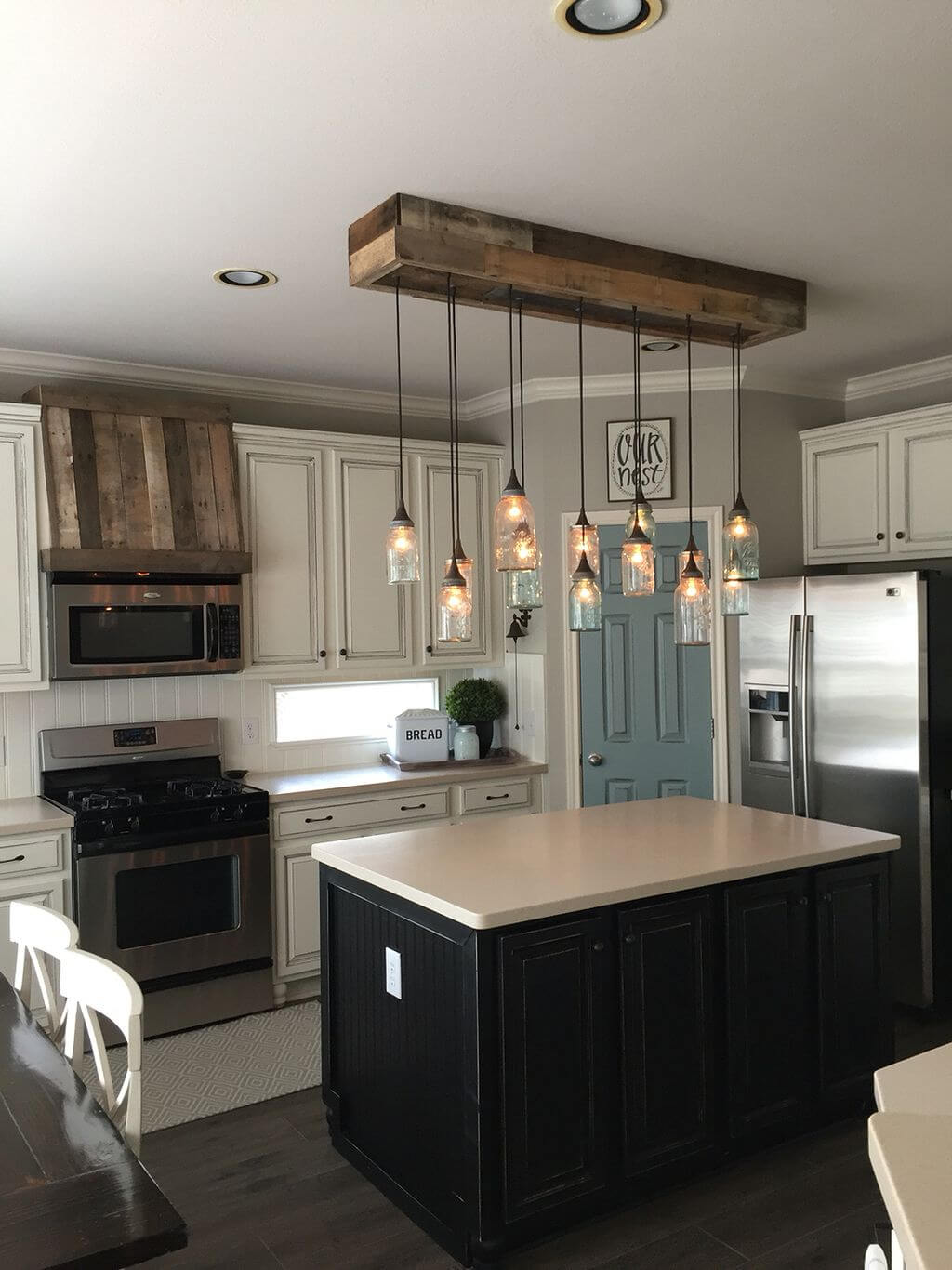 36 Best Farmhouse Lighting Ideas And Designs For 2020