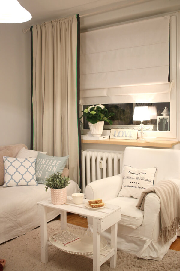 Living Small Room Idea