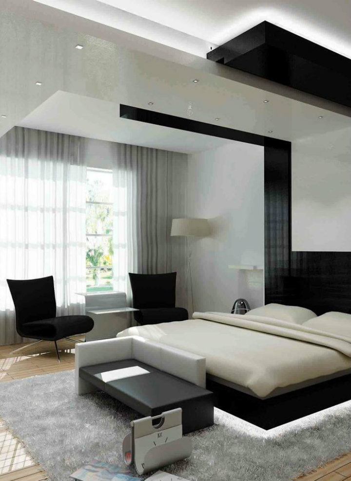 10 Amazing Contemporary Bedrooms Home Decor Ideas