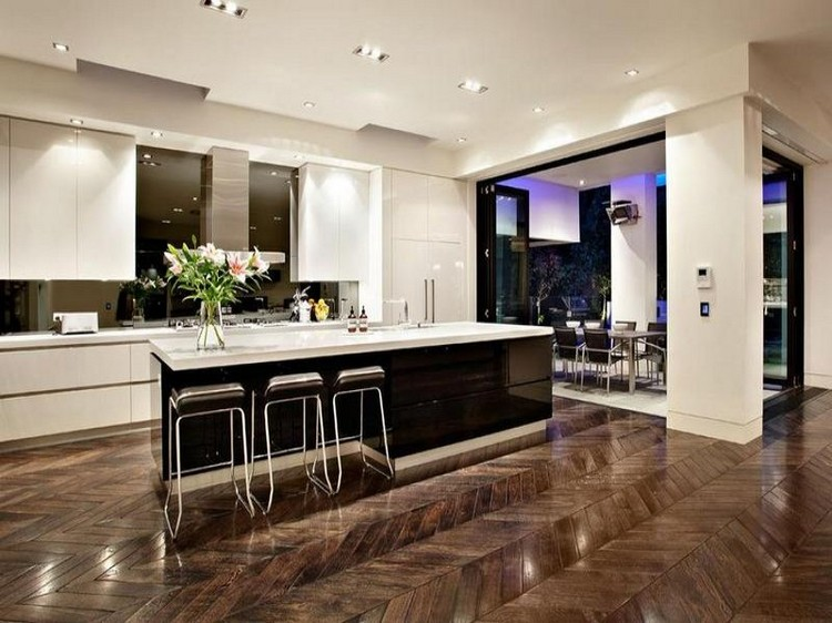 Modern Kitchen Design Ideas Island