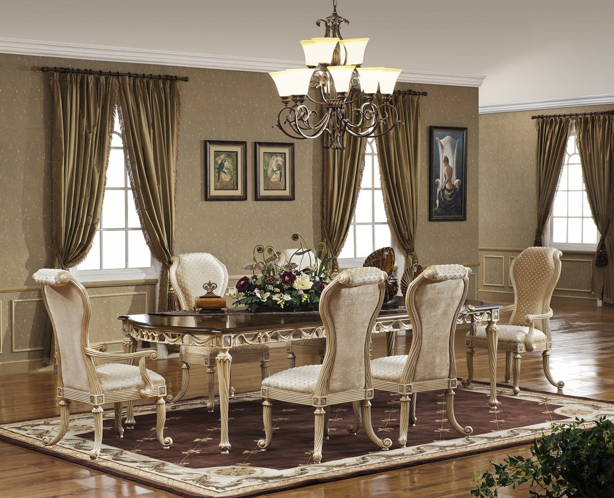 High Top Dining Room Table Set