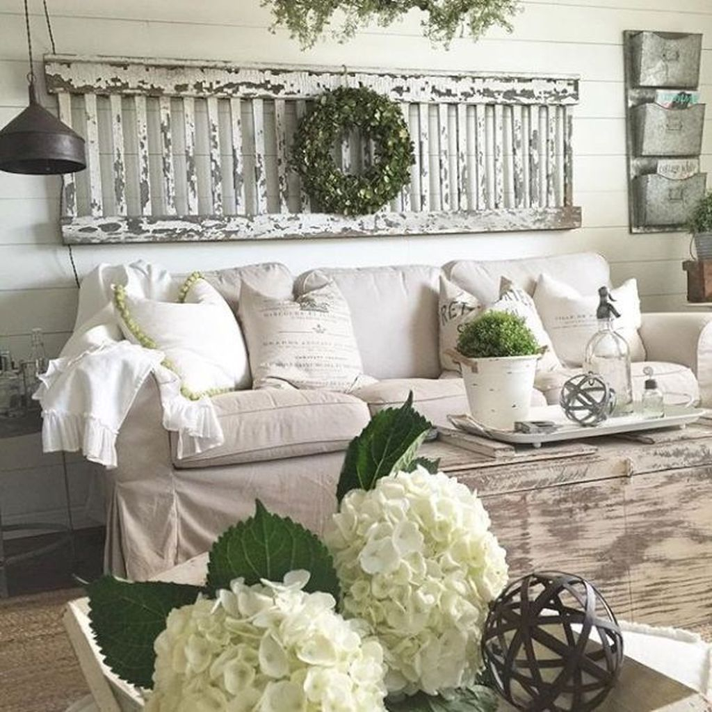 Adorable Modern Shabby Chic Home Decoratin Ideas 38 ...