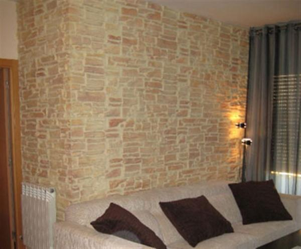 Interior Wall Covering Design With Natural Look