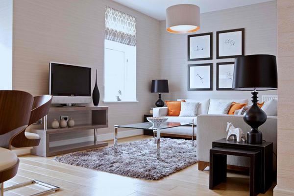 Tv Lounge Decoration Ideas