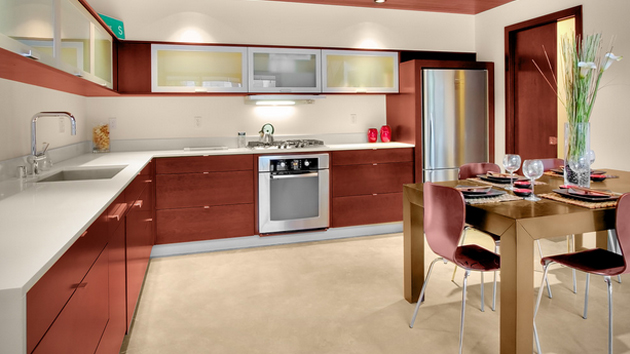 Kitchen Designs L Shaped Kitchens