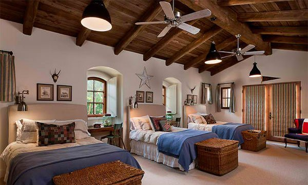 15 Bedrooms With Cathedral And Vaulted Ceilings Home