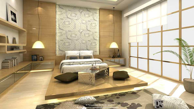 Room Design Japanese Style
