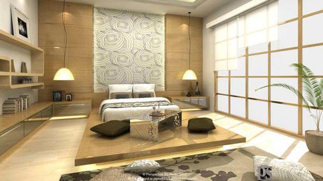Room Design Japanese Style