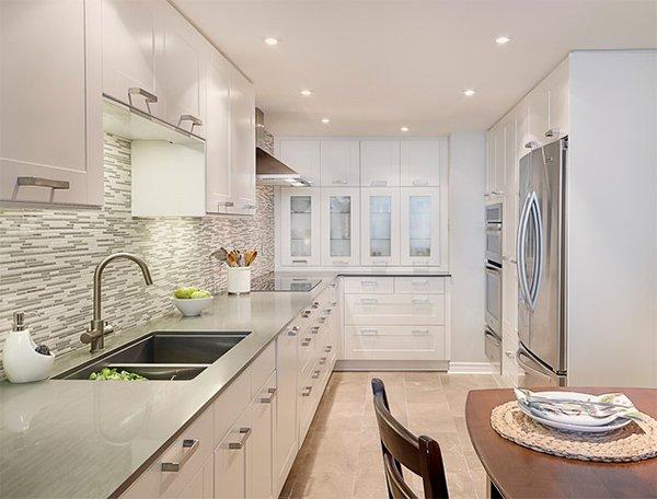 Small Condo Kitchen Designs