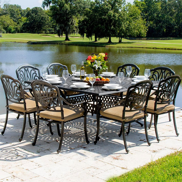 Outdoor Furniture 3 Piece Sets
