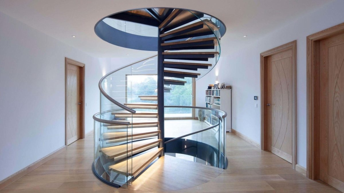 Attractive Modern Staircase Design Ideas To Amplify The Beauty Of   Modern Staircase Designs For Homes   Spiral   Steel   Minimalist   Concrete   Awesome