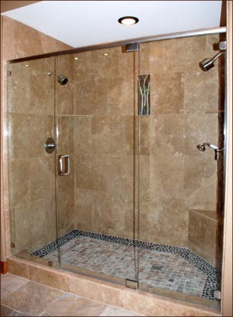 Best Kitchen Gallery: Bathroom Shower Stall Ideas Large And Beautiful Photos  Photo To Of Bathroom