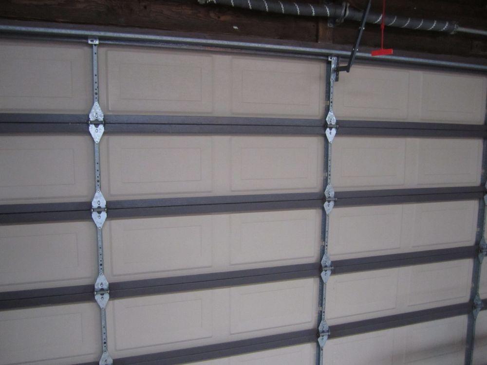 Double Garage Door Insulation Kit