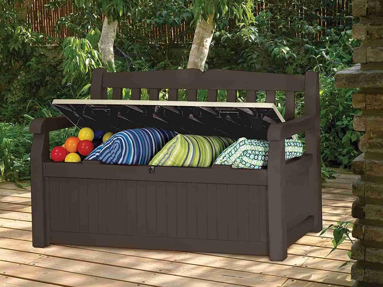 9 Best Outdoor Storage Bench Reviews
