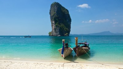 Krabi island hopping | Travel blog about Southeast Asia ...
