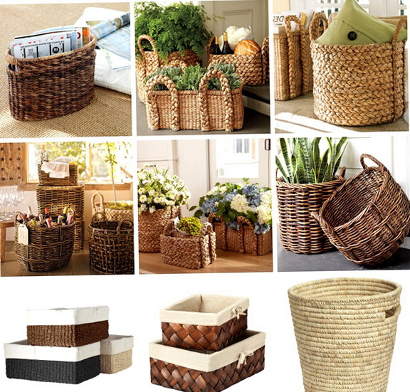 94  Home Decor Baskets   70 Best WiReD BasKets And C0nTainers Images     Home Decor Basket Ideas