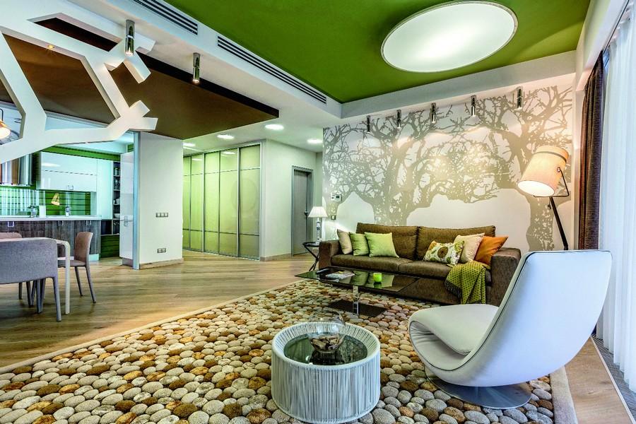 Flat Interior Decoration Ideas