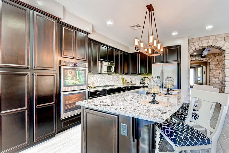 Different Kind Countertops Kitchen