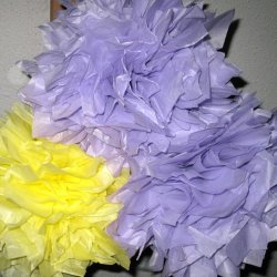 Yellow and Purple Wedding
