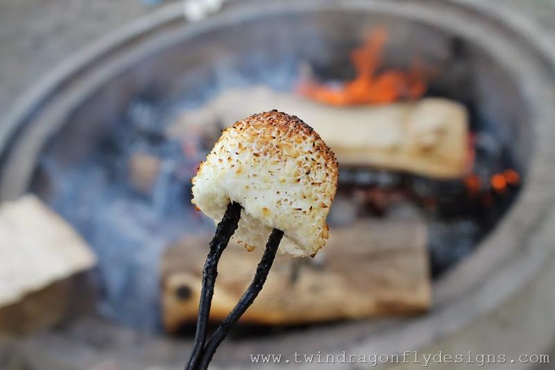 Golden Coconut S'moreo
