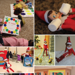27 Less Mess Elf on the Shelf Ideas