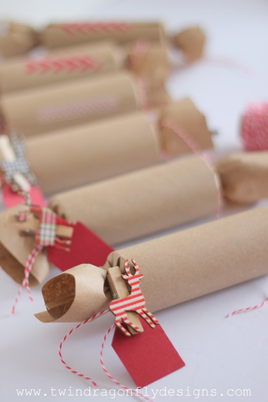 DIY Holiday Cracker Craft