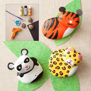 20+ Painted Rock Crafts